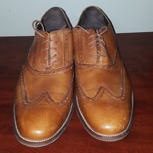Size 13 Cole Haan Wing tips